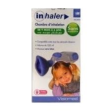 Inhalateur enfant de + de 9...
