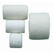 Bande cohésive blanche 8cm...