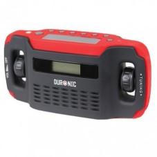 Radio dynamo solaire alarme...
