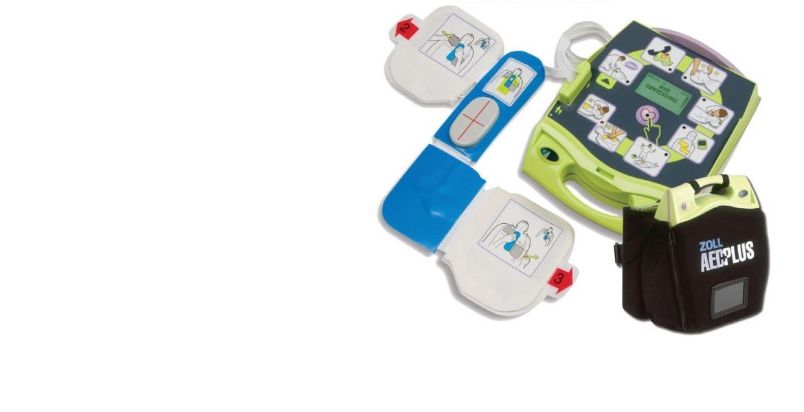 Défibrillateur AED ZOLL